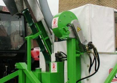 Spruiten - Tractor Opbouw